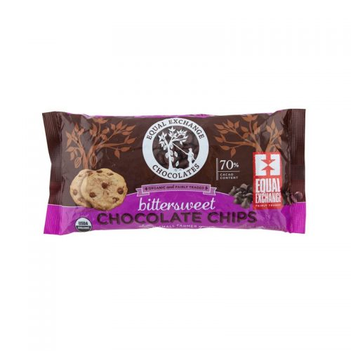 Organic Fair Trade Bittersweet Chocolate Chips