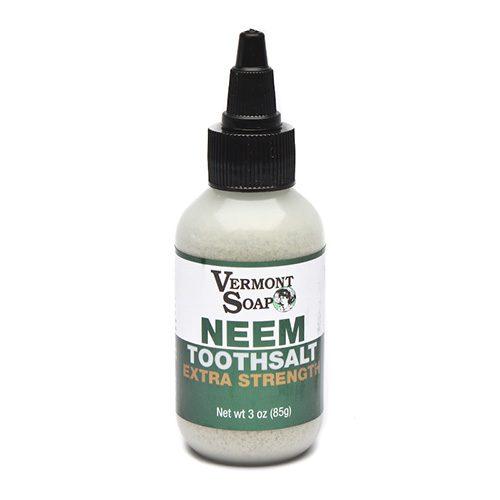 Neem Toothsalt by Vermont Soap