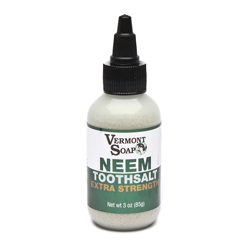 Neem Toothsalt by Vermont Soap