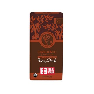 Very Dark Organic Chocolate