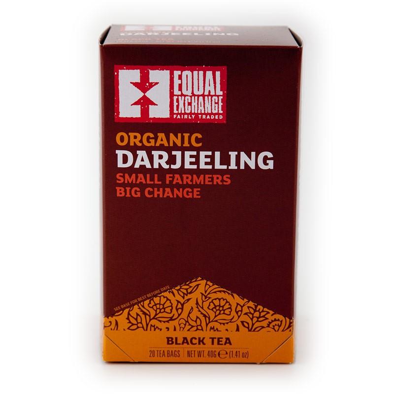 Organic Fair Trade Darjeeling Tea