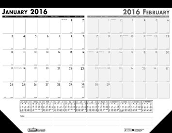 HOD1346 Two-Month Desk Pad