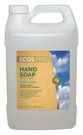 EcosPro Liquid Hand Soap--1 Gallon