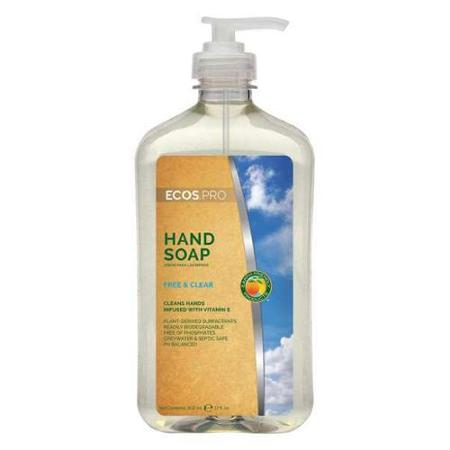 EcosPro Liquid Hand Soap 17 oz. pump bottle