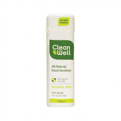 Cleanwell Hand Sanitizer 1 oz. pocket size