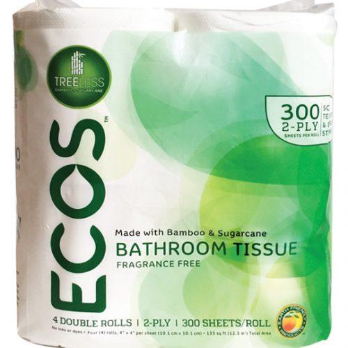 Ecos Treeless Toilet Tissue pack