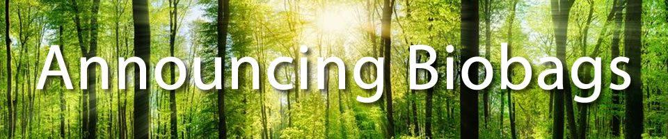 Announcing Biobags