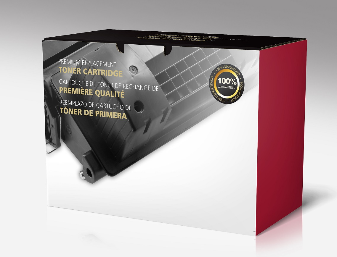 HP Color LaserJet 3700 Toner Cartridge, Magenta