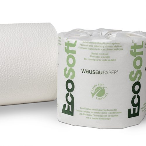 EcoSoft Recycled Toilet Tissue