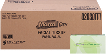 Marcal Facial Tissues
