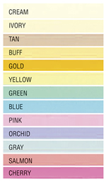 GLP Color Swatch
