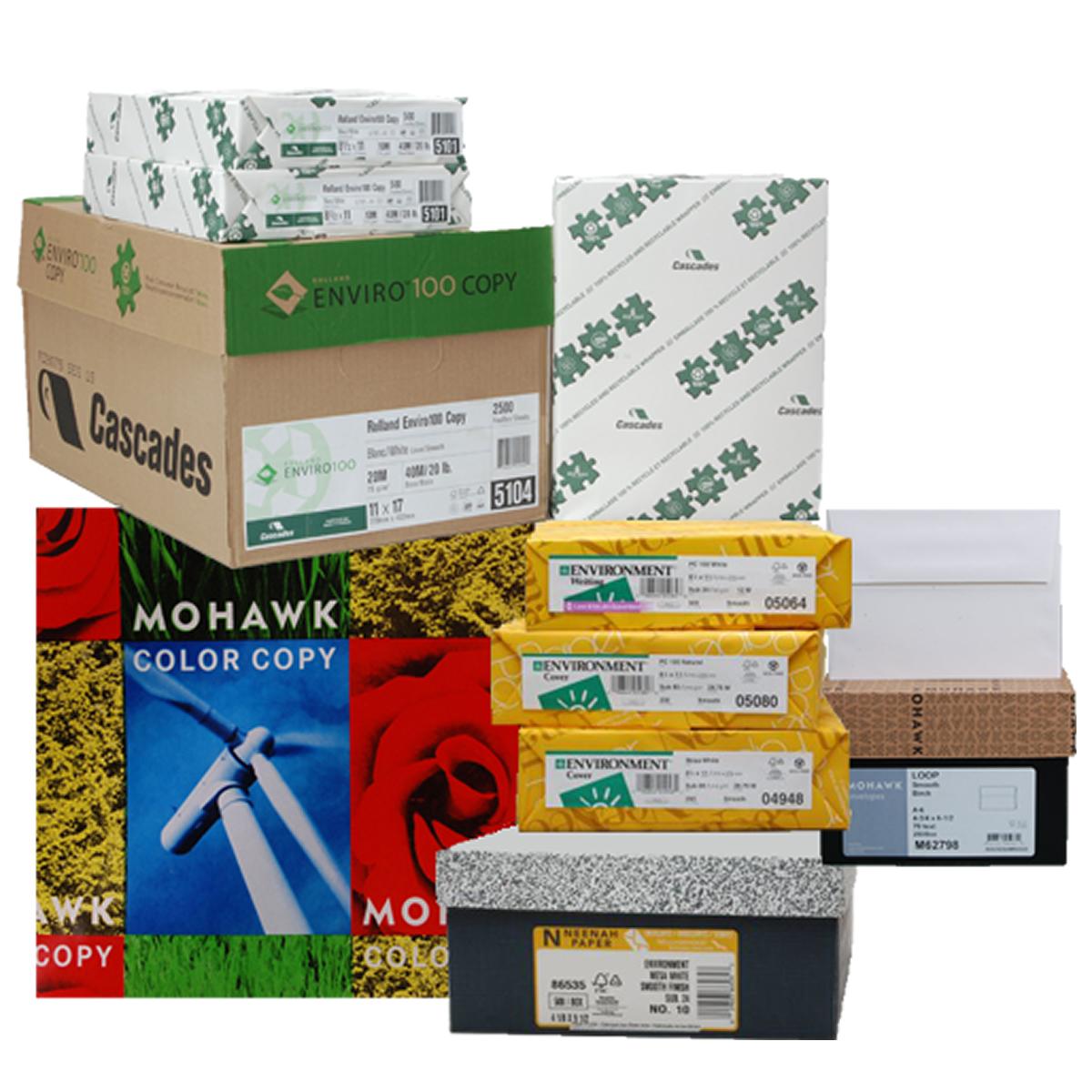 Office Paper & Envelopes