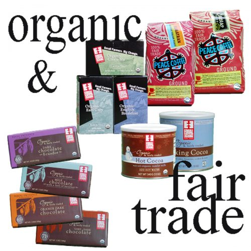 Organic & Fair Trade Foods