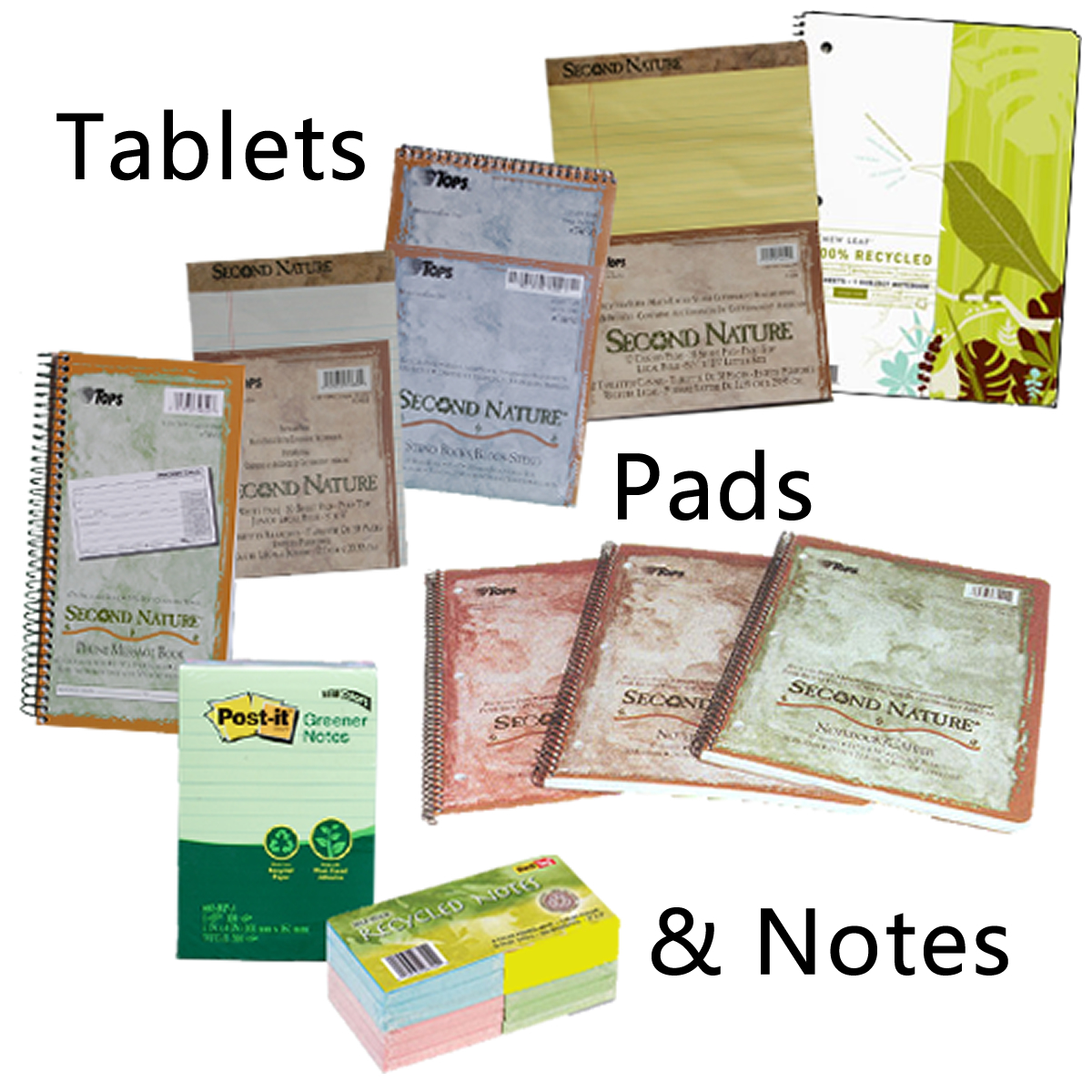 Tablets, Pads & Notes