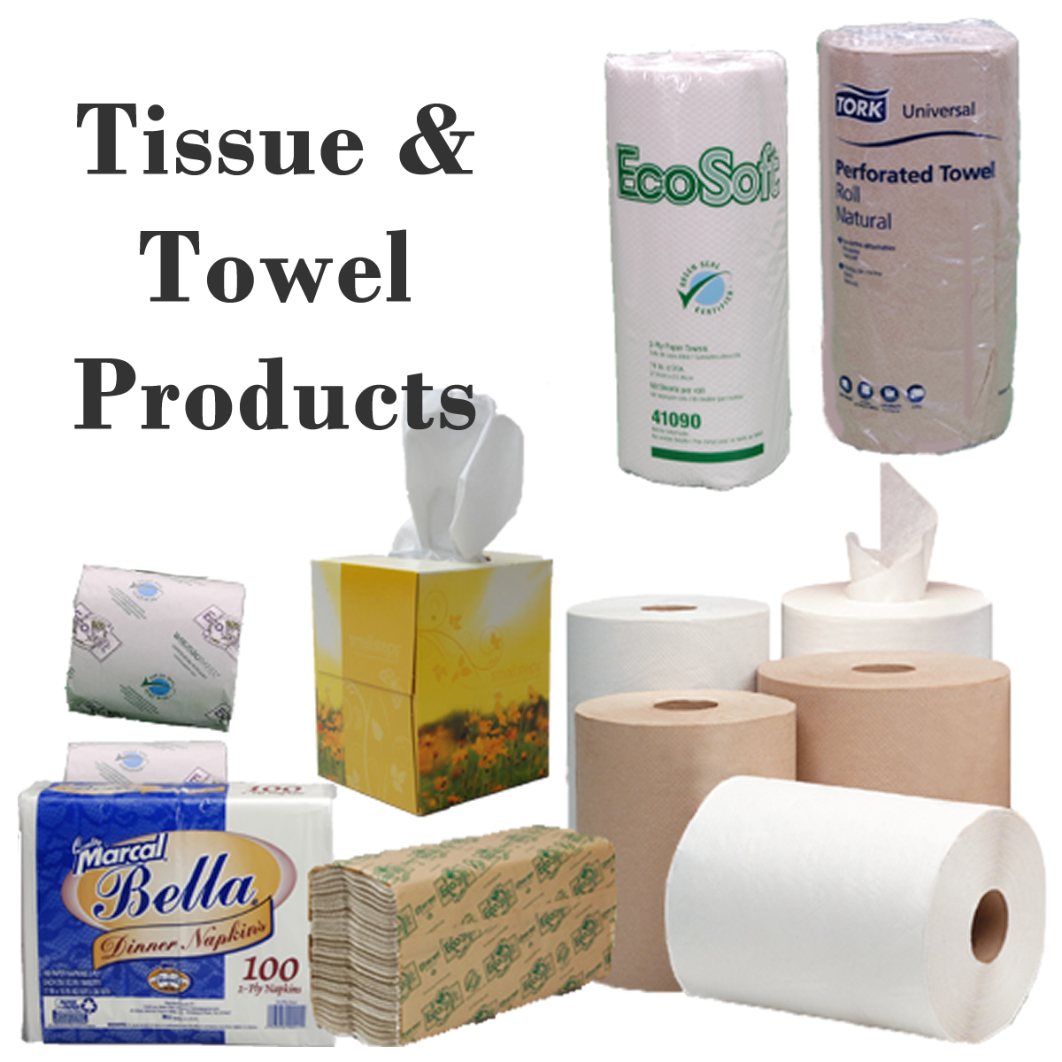 Tissue & Towel Products